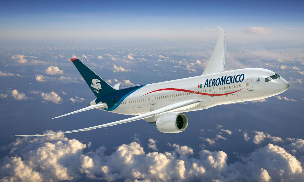 Aeromexico tendrá nuevo ruta a Chiapas