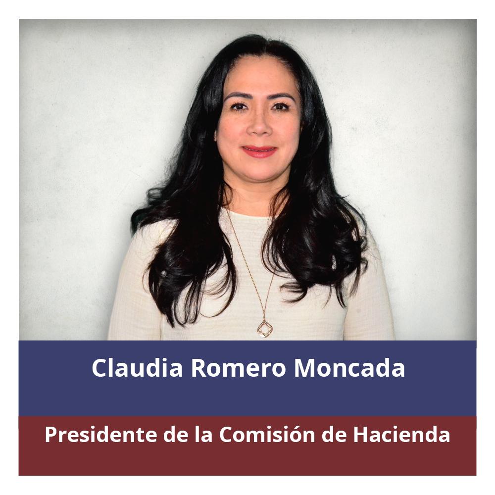 Claudia Romero