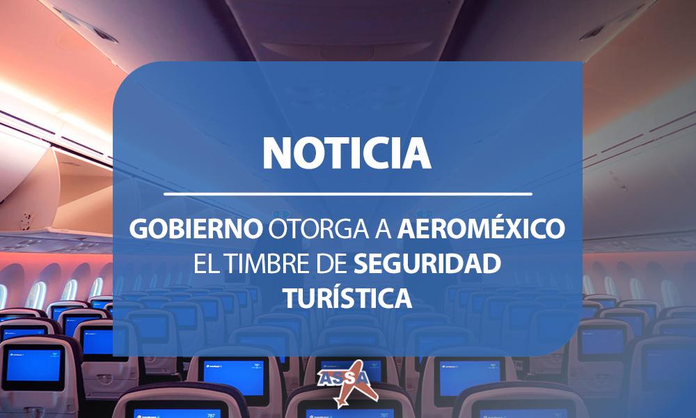 Noticia Aeroméxico
