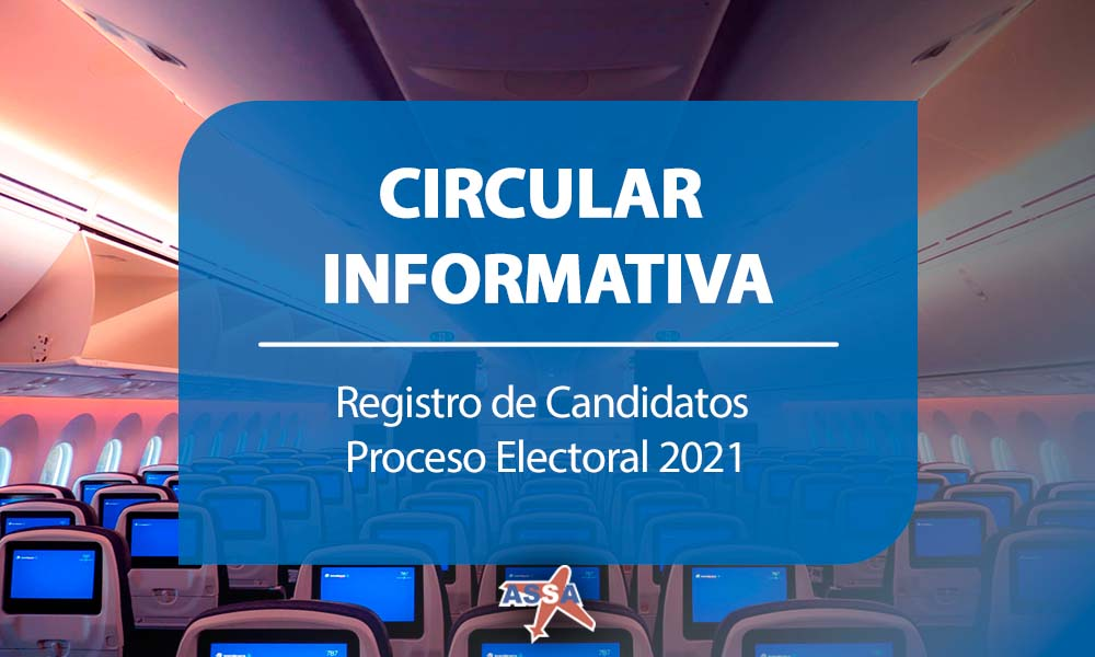 Registro de Candidatos Proceso Electoral 2021
