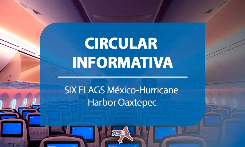 SIX FLAGS México-Hurricane Harbor Oaxtepec